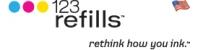 123 REFILLS Promo Codes