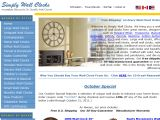 simply clocks Promo Codes