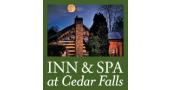inn and spa at cedar falls Promo Codes