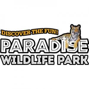 Paradise Wildlife Park Promo Codes