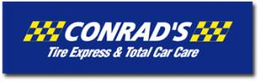 Conrad's Tire Express & Total Car Care Promo Codes