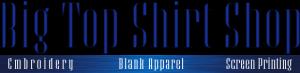 Big Top Shirt Shop Promo Codes