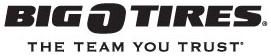 Big O Tires Promo Codes