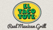 El Taco Tote Promo Codes