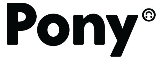 PONY Promo Codes