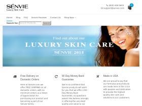 Senvie Skin Promo Codes