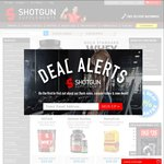Shotgun Supplements promotions