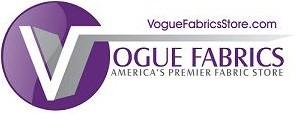 Vogue Fabrics Promo Codes
